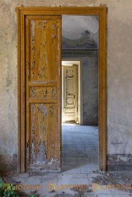POGGIOREALE - porta