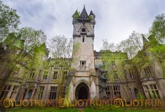 Castello abbandonato