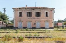 stazione Schettino-S. Maria di Licodia, linea ferroviaria Motta S. Anastasia-Regalbuto