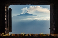 Borgo Morfia - vista Etna