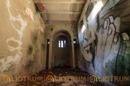 Borgo Schisina - chiesa, interno
