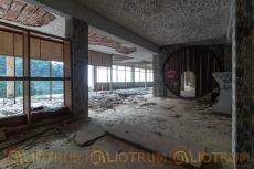 Hotel abbandonato - Urbex Sicilia