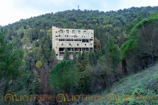 aBANDONE HOTEL IN SICILY