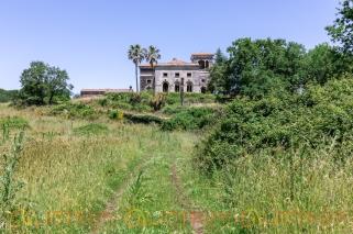 Villa sicilia abbandonata