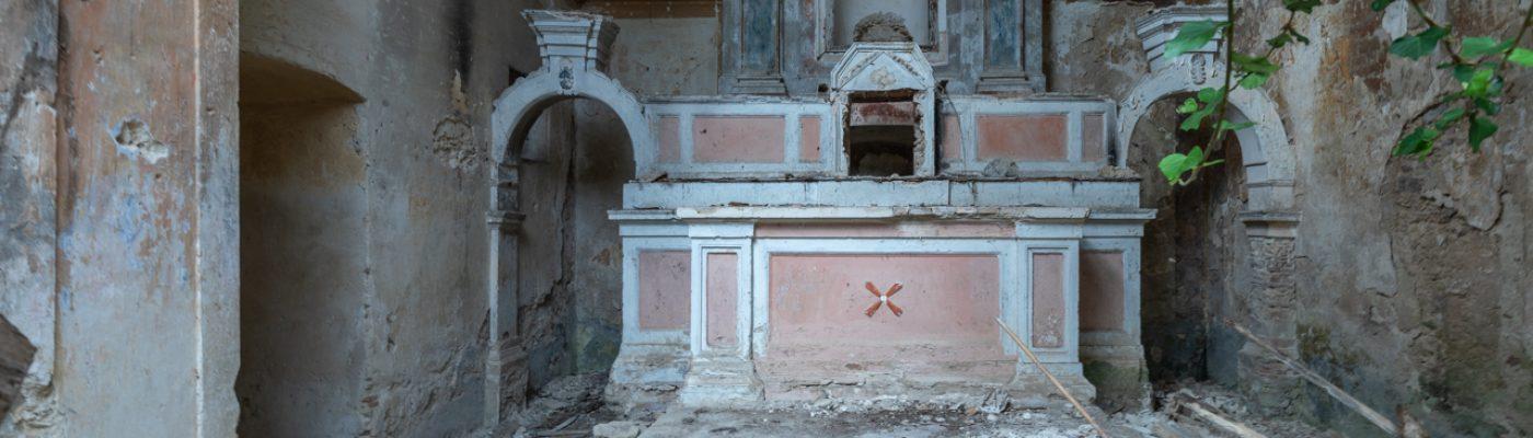 Il primo sito urbex in Sicilia