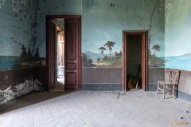 VILLA PRIMAVERA-URBEX SICILIA