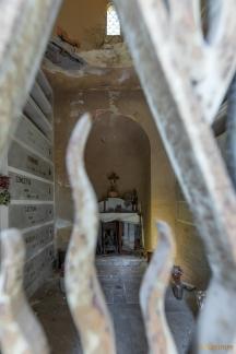 CHIESA ABBANDONATA-URBEX SICILIA