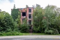Forte abbandonato - Urbex Belgio-1