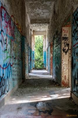 Forte abbandonato - Urbex Belgio-11