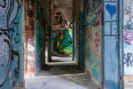 Forte abbandonato - Urbex Belgio-12