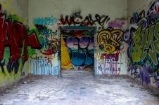 Forte abbandonato - Urbex Belgio-13