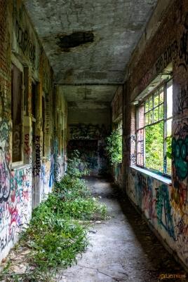 Forte abbandonato - Urbex Belgio-14