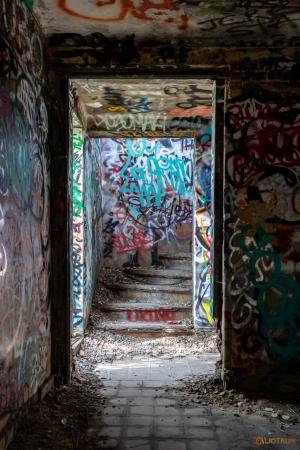 Forte abbandonato - Urbex Belgio-15
