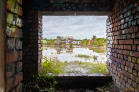 Forte abbandonato - Urbex Belgio-16