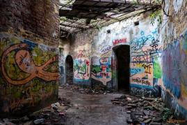 Forte abbandonato - Urbex Belgio-18