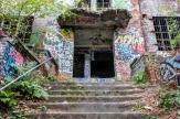 Forte abbandonato - Urbex Belgio-2