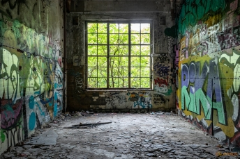 Forte abbandonato - Urbex Belgio-4