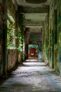 Forte abbandonato - Urbex Belgio-5