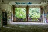 Forte abbandonato - Urbex Belgio-6