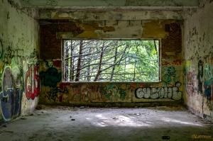 Forte abbandonato - Urbex Belgio-8