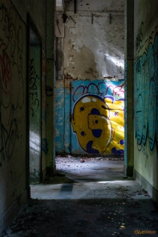 Forte abbandonato - Urbex Belgio-9